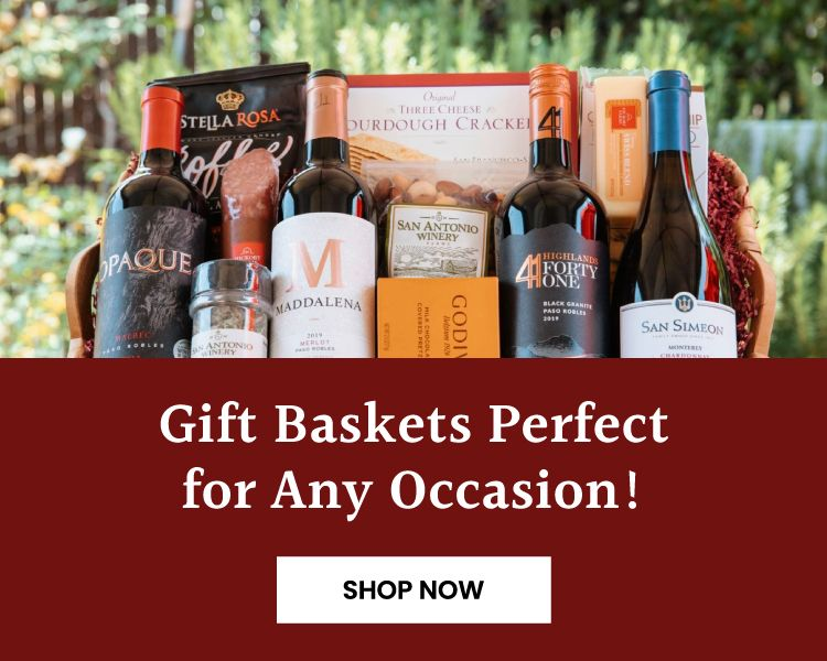 Gift Baskets Perfect for Any Occasion. Shop Now.